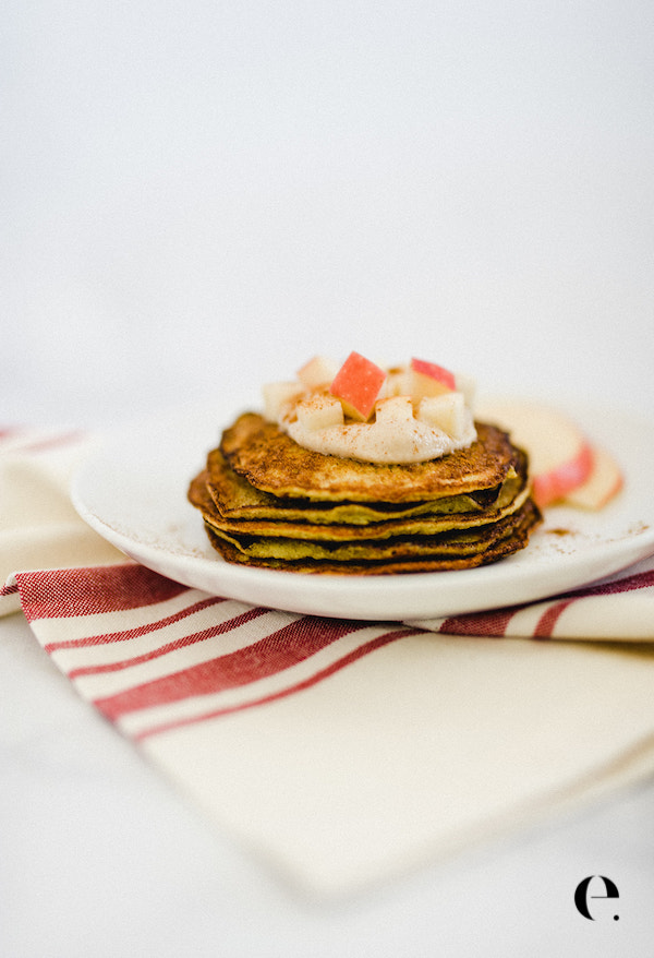 Egg Banana Pancakes Recipe Tutorial Elizabeth Rider Blog