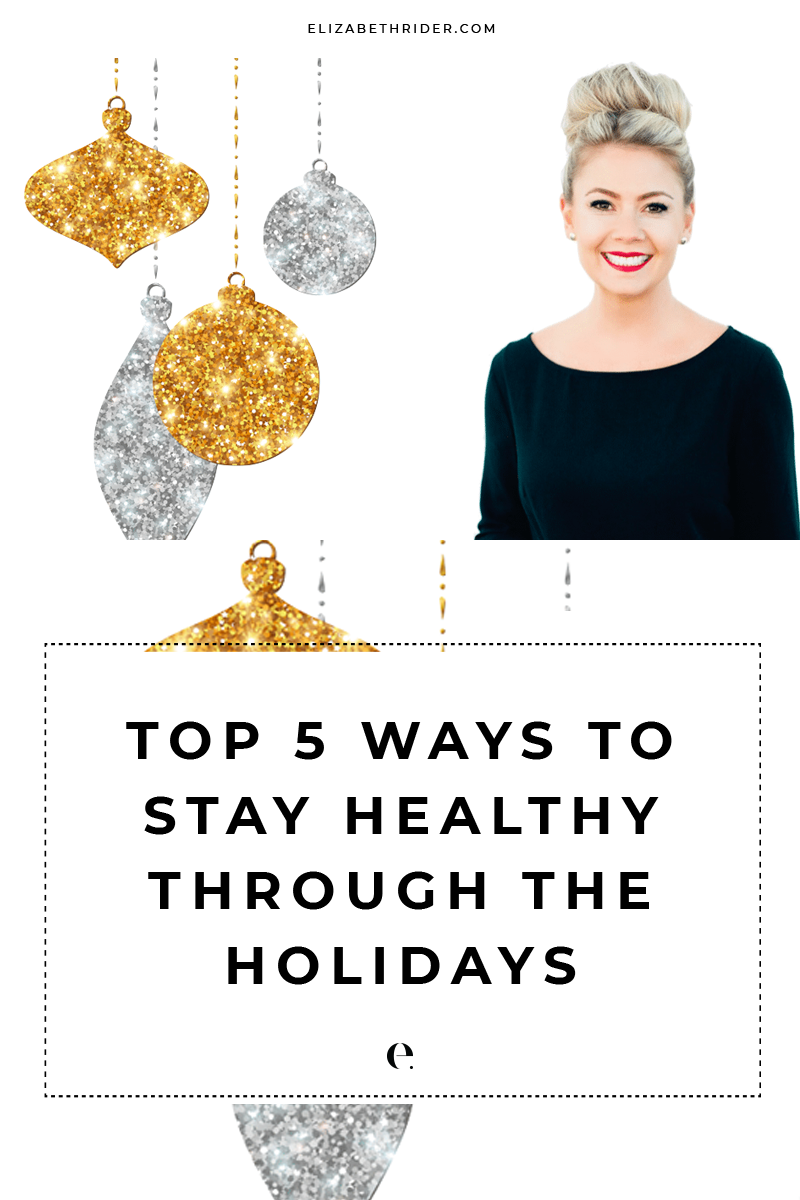 top-5-ways-stay-healthy-holidays